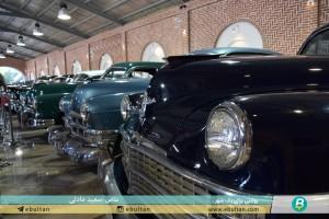 از موزه خودرو های کلاسیک تبریز 7